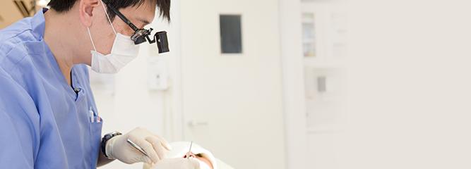 矯正治療中にできてしまった虫歯、抜歯も対応しております。
